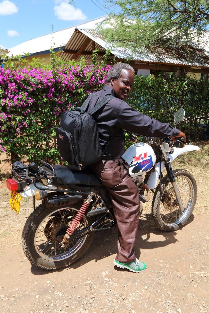 Leonard Kahema Mobile Ultrasound
