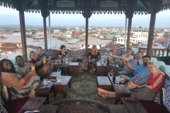 Deelnemers Zanzibar 2019